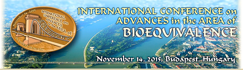International Conference on Advances in the Area of Bioequivalence